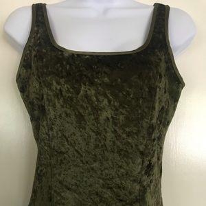 VICTORIA 'S Secret ,XS velvet looking like top